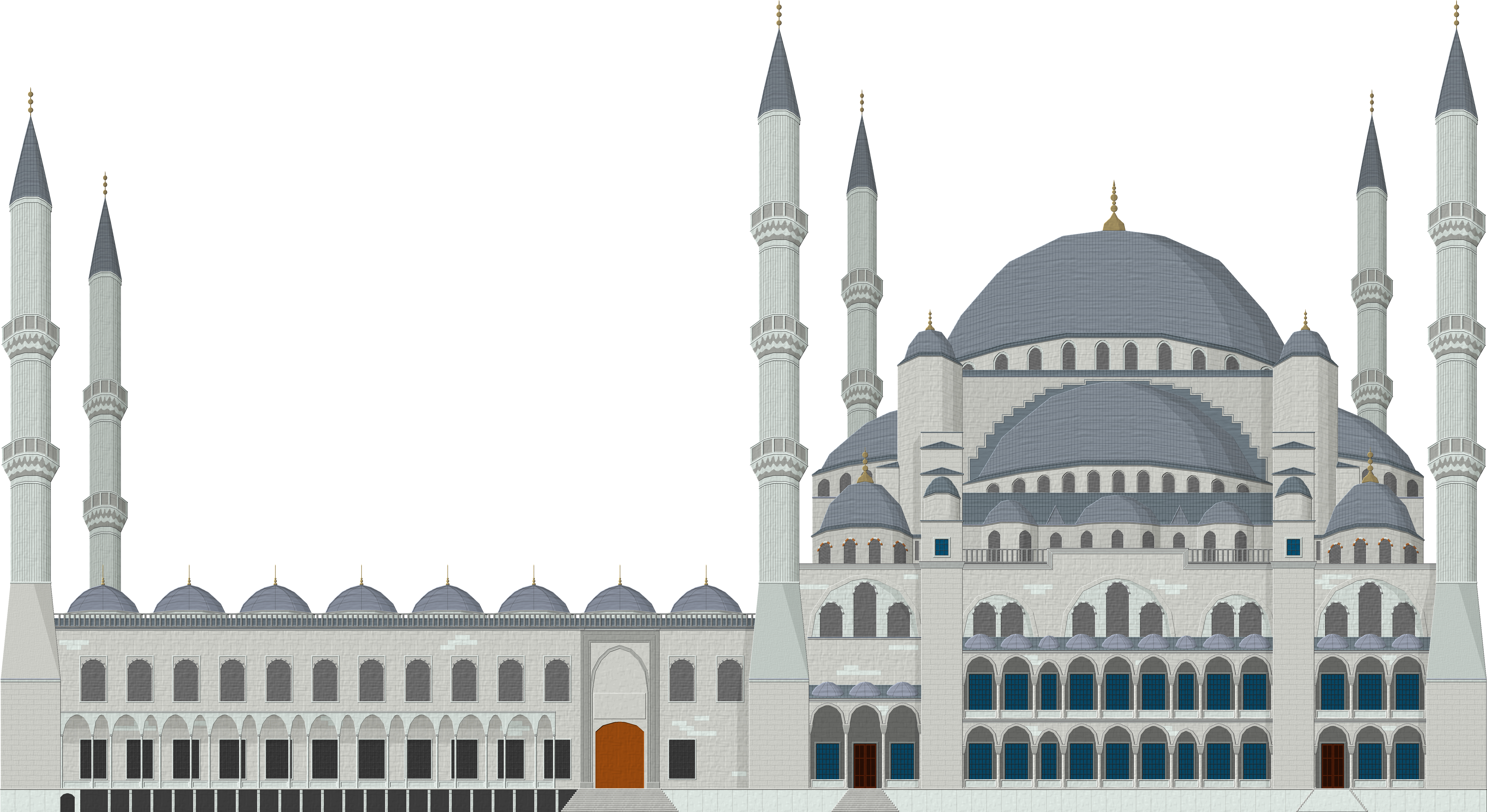 Mosque vector png viewing gallery