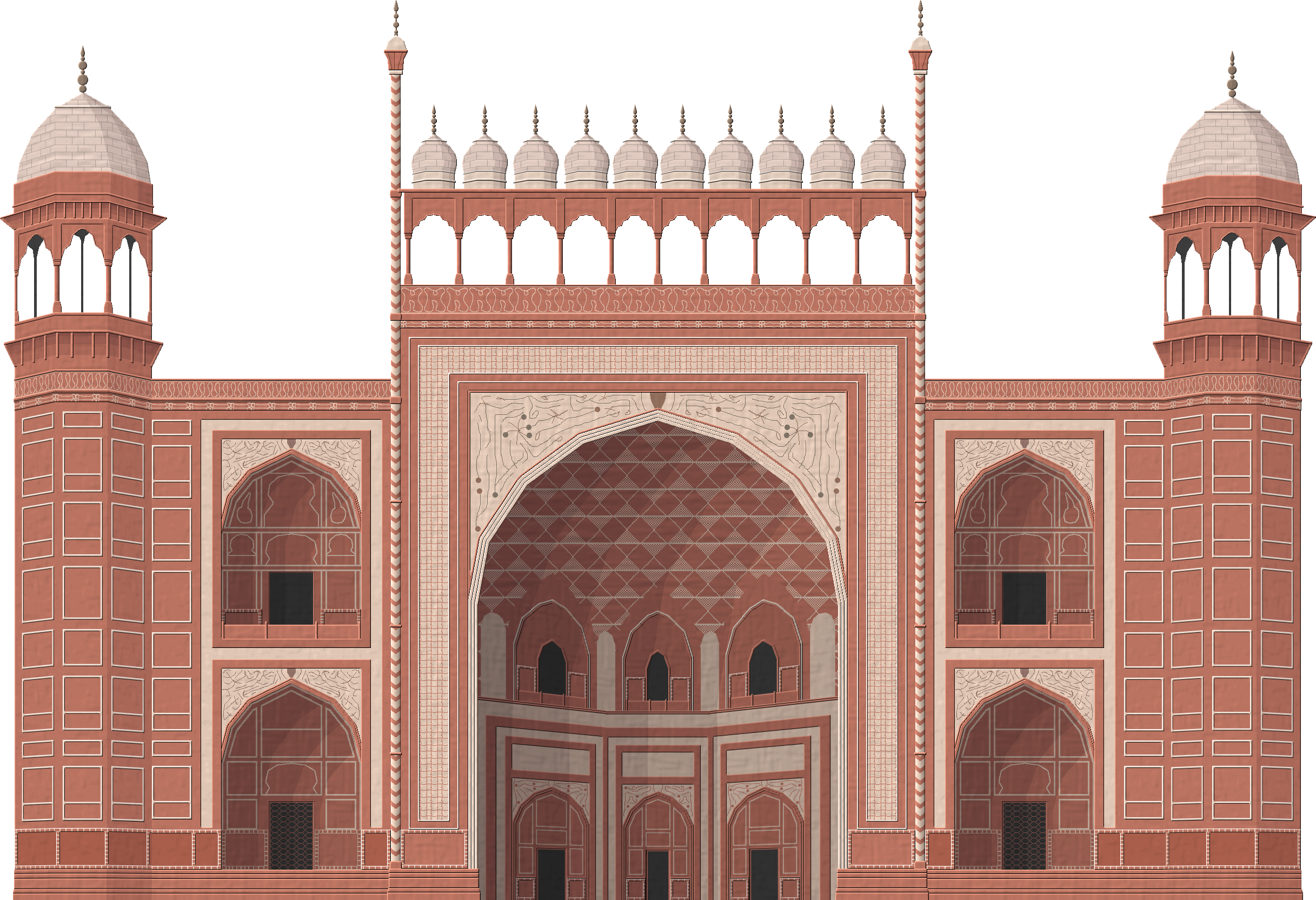 marble wallpaper pink