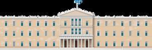 Hellenic Parliament by Herbertrocha