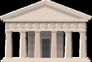 Greek Temple by Herbertrocha