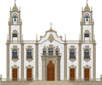 Portuguese Church by Herbertrocha