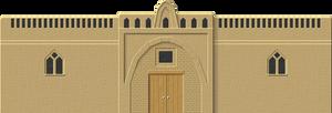 Egyptian Mud Brick Building