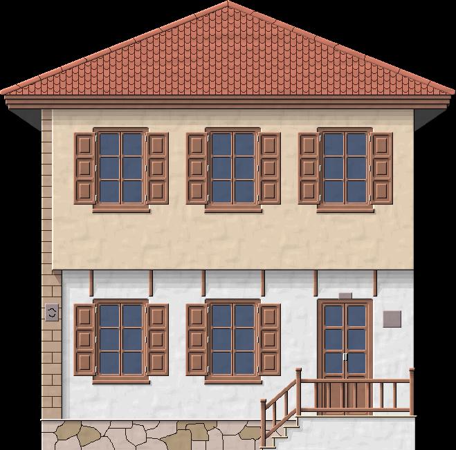 Macedonian House by Herbertrocha