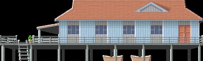 Kampong Ayer Building