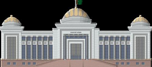 Turkmen Palace