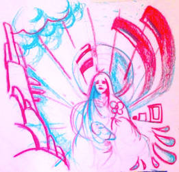 Peace Queen by JFrankW
