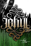 Dr Jekyll and Mr Hyde Ambigram