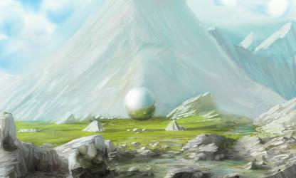 artrage painting by PeterAJ