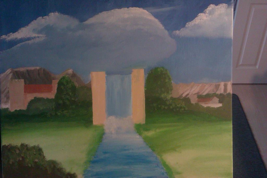 painting Work in progress by PeterAJ