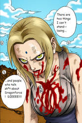 Tsunade Likes Dragonforce by NinjaHeart