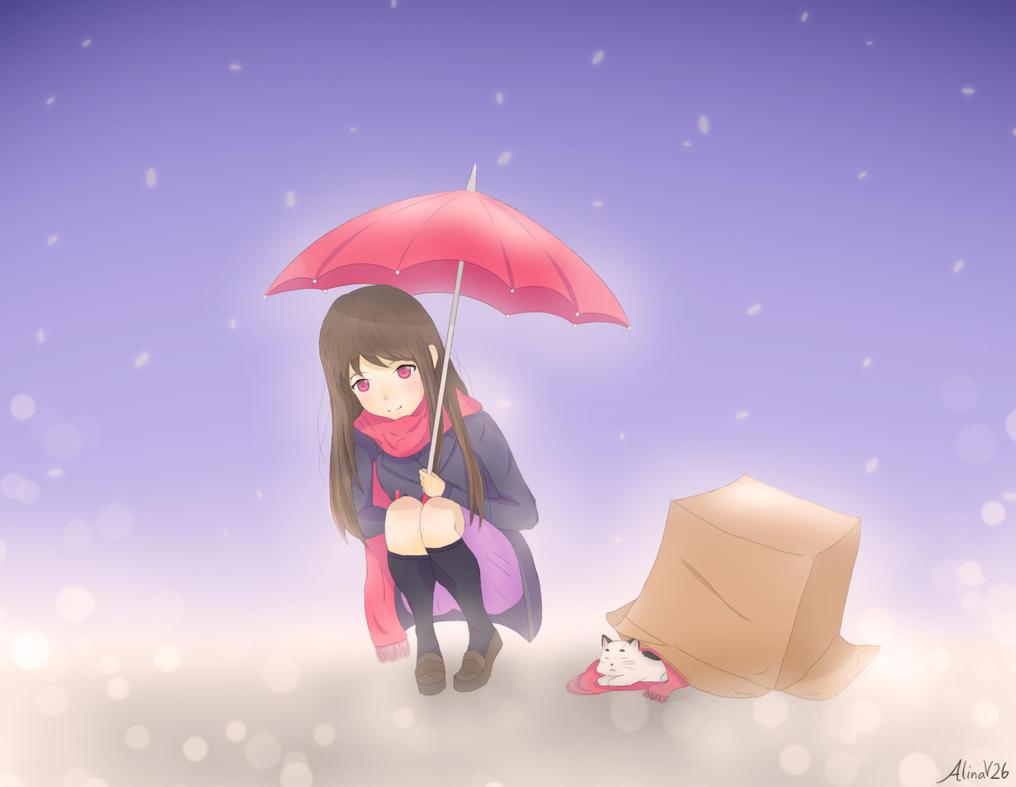 Iki, Hiyori by AlinaV26
