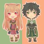 Shield Hero Chibi