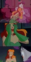 If Joker Venom was successful in poisoning Ivy