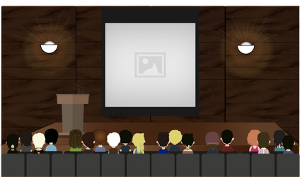 Presentationsetting