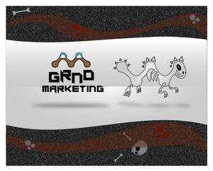 Grndmktng Logo+mascot