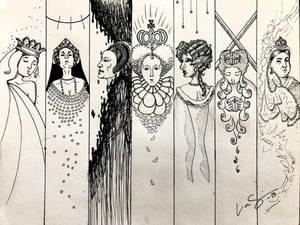 Queens of the Past