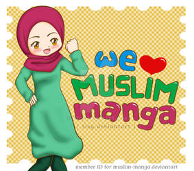Muslim-Manga Member ID by tieq