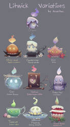 Litwick Variations