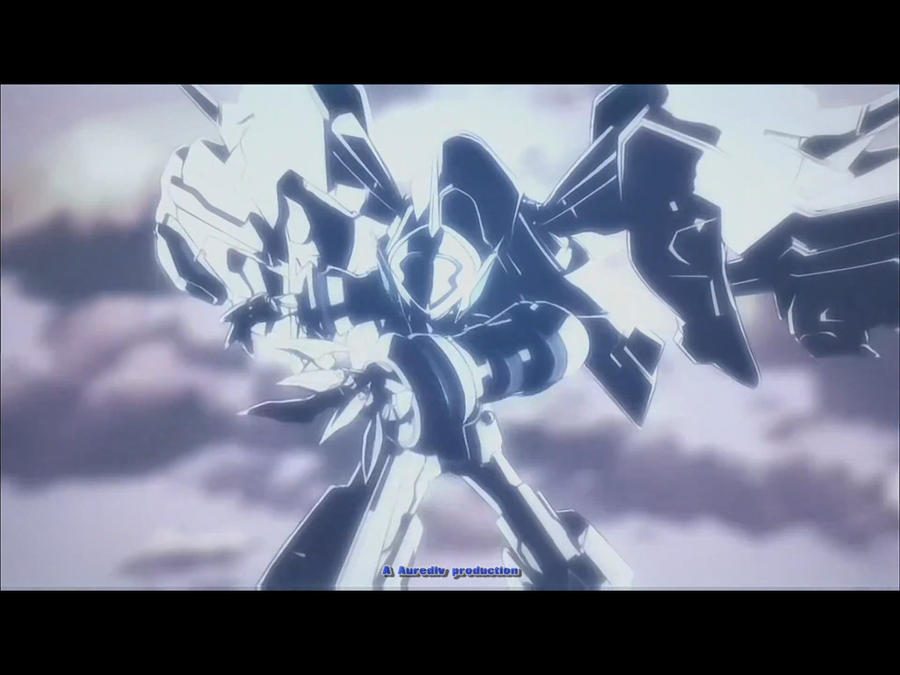 Silverio Gospel from IS by creative337Infinite Stratos Silver Gospel