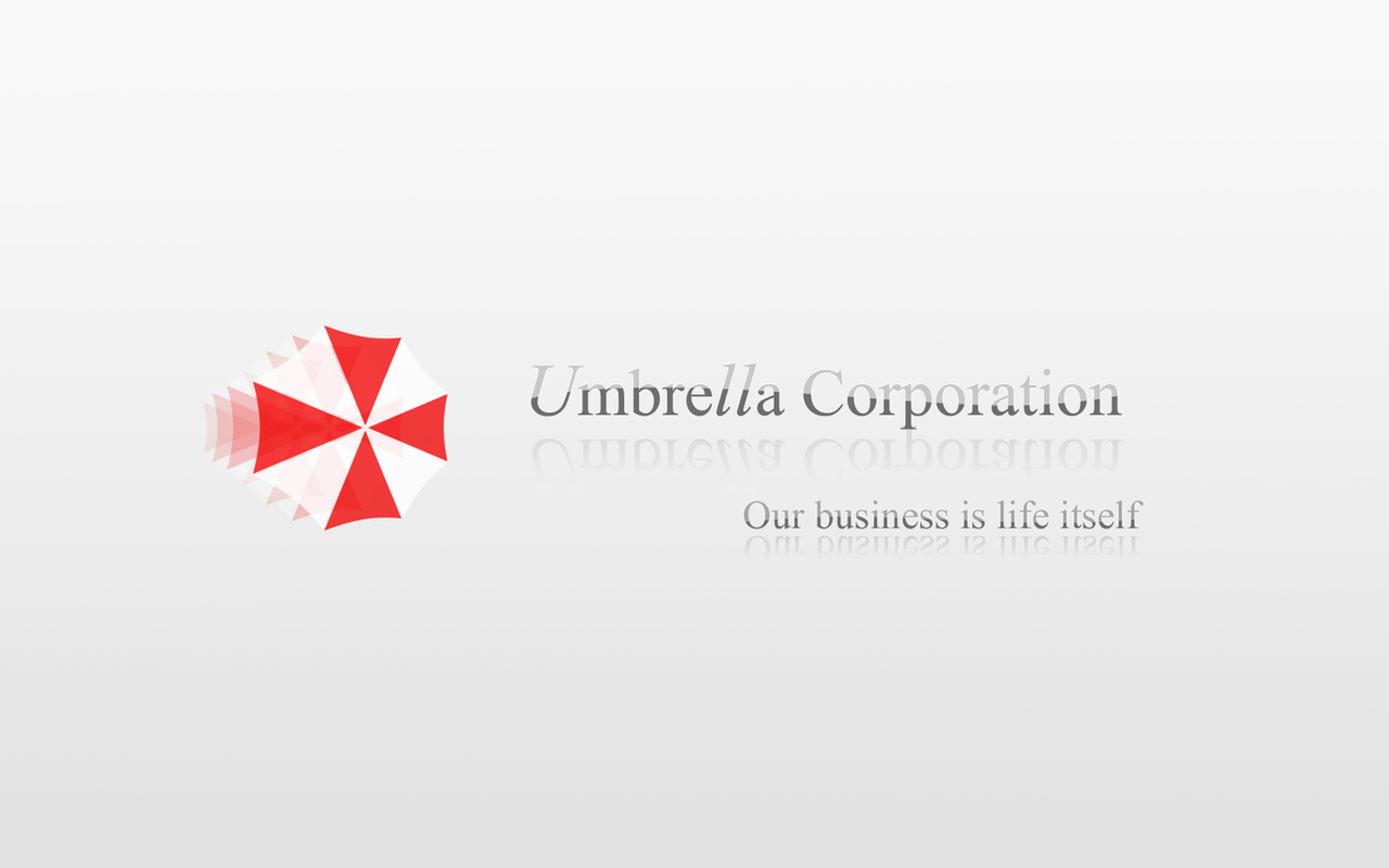 Umbrella corp wallpaper by bastill on deviantart - Umbrella corporation wallpaper hd 1366x768 ...