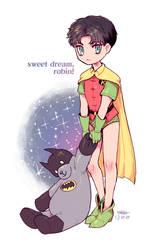Sweet Dream, Robin! by FADE-FADE-FADE