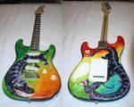 Raptor Guitar
