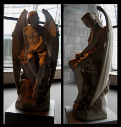 L'ange Du Mal by Gainstrive