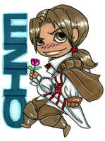 Badge-Ezio by Gainstrive