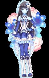Blue Skinned Kyouka