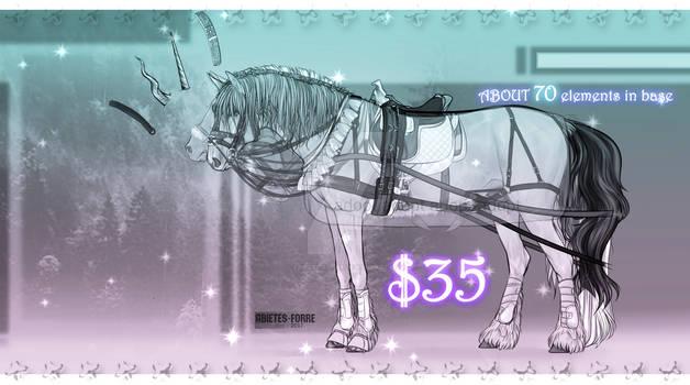 HORSE BASE 0.1 | P2U