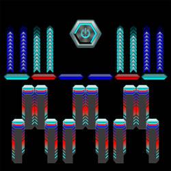 FantasyFuturisticGUI(WIP) by AdventurelGrfix