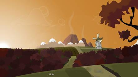 Phoenix Forest by Afkrobot