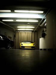Four Levels To Lamborghini by rioross