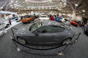 Aston Martin DB9 by rioross
