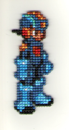 Megaman from Battle Network by StitchPlease