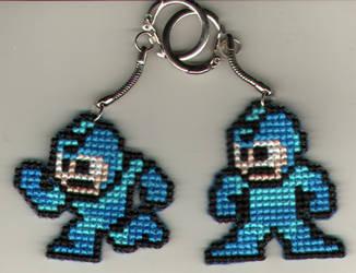 Mega Man Keychains