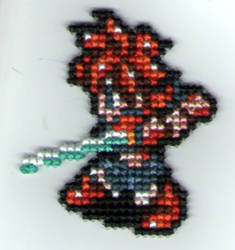 Chrono Trigger Keychain