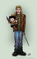 Tough Dean Baby Cas Exchange by ElTheGeneral
