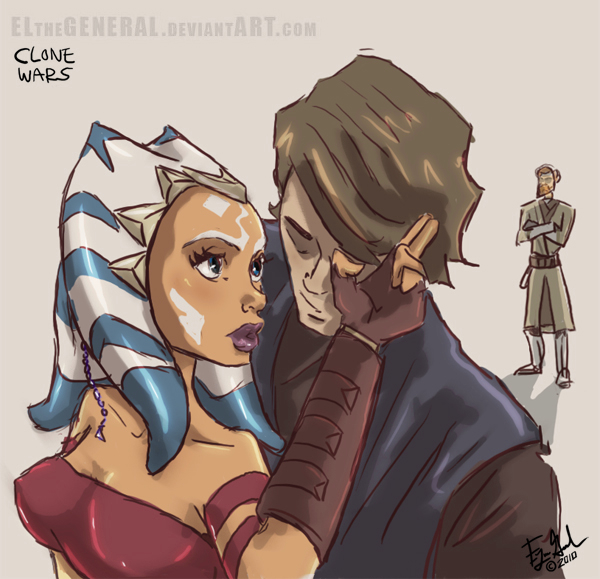 I Taught You Better Anakin by ElTheGeneral on DeviantArt