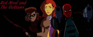 Young Justice Red Hood and The Outlaws