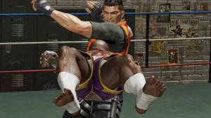 DEAD OR ALIVE 6 - Bayman and Zack - 33