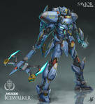 Commission: Icewalker