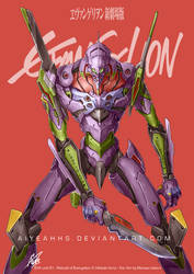 EVA01yeahhs... by aiyeahhs