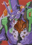 Commission: EVA-01 Custom2