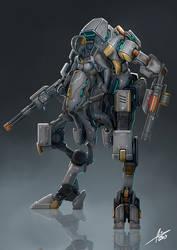 Commission: Powerarmor 02