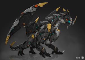 KEMONOROBO: Dragon