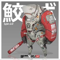 Kemonorobo x Machine56