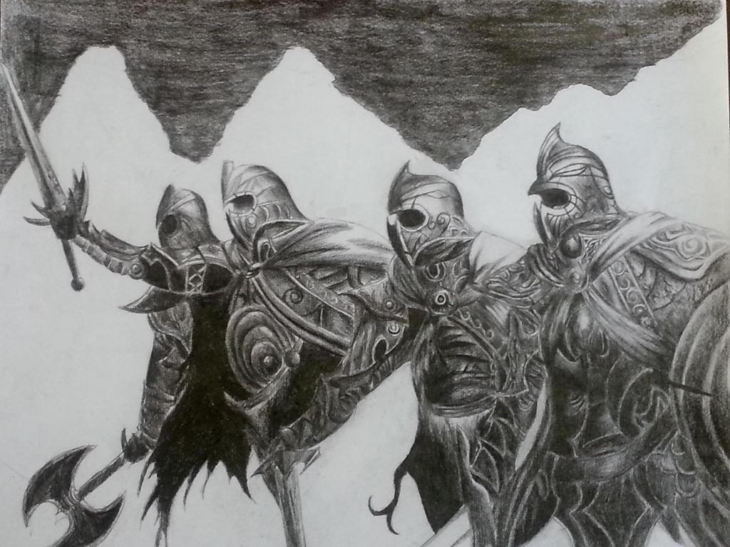 Battle Cry by CeltraBlake