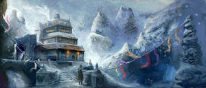 The Winter Abode of Shan Kelemvorvak III