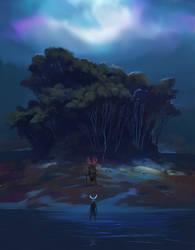Personal:  MoonIsland by M0nkeyBread